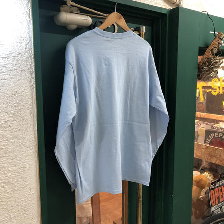 T-Shirts Record / Tagging L/S Tee (Light Blue)