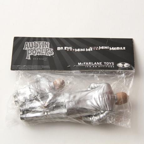 McFarlane Toys / Austin Powers, Dr. Evil & Mini-Me ©2000