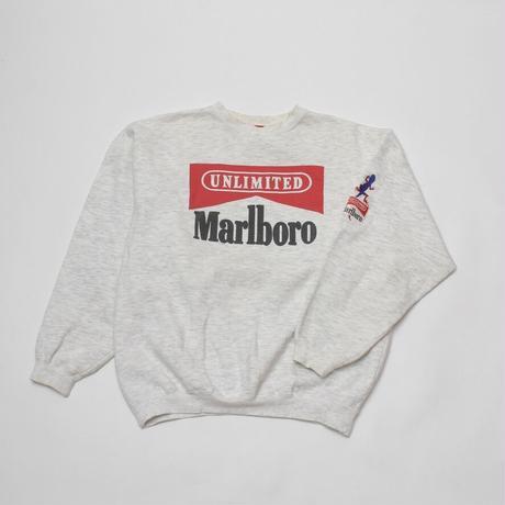 Marlboro / 90's Vintage Crewneck Sweatshirt