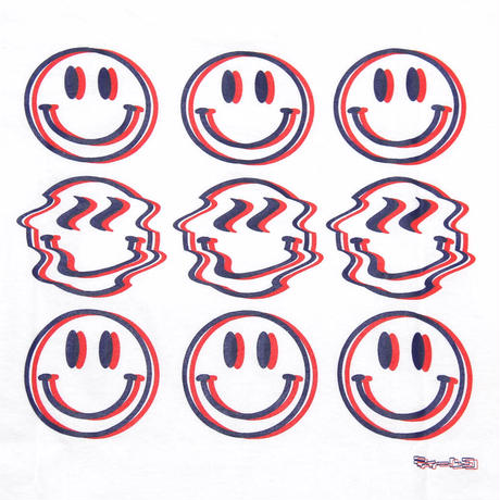 T-Shirts Record / Acid Smiley S/S Tee