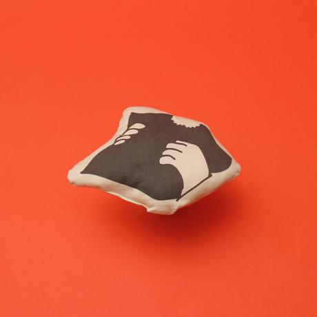 T-Shirts Record / Logo Cushion