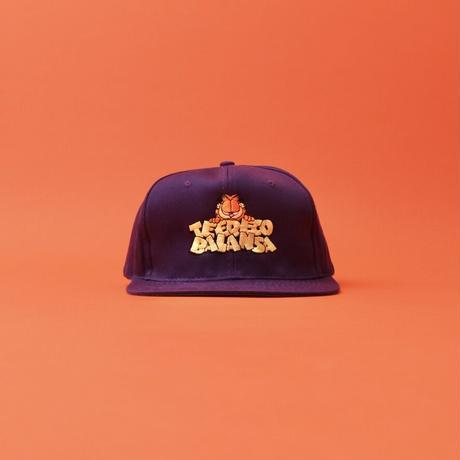 SOUND SHOP balansa×T-Shirts Record / Vintage 6-Panel Snapback Hat