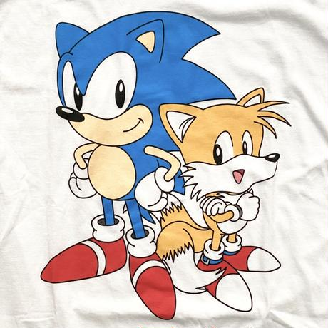 Sonic the Hedgehog / Sonic & Miles S/S Tee