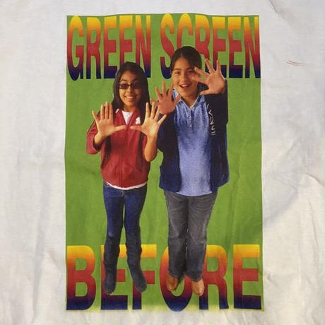 Green Screen Before S/S Tee
