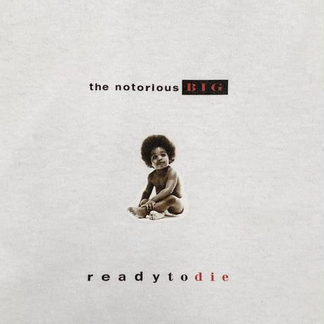 The Notorious B.I.G. / Ready To Die S/S Tee
