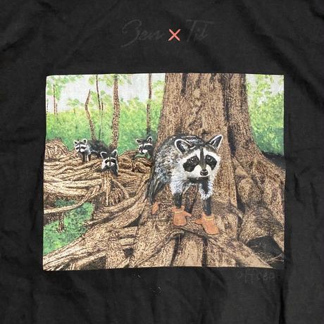 Raccoon S/S Tee