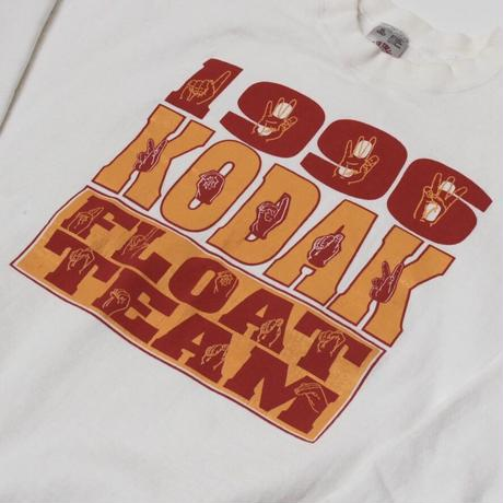 Kodak / 90's Vintage, 1996 Float Team Crewneck Sweatshirt