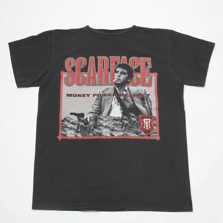 SCAR FACE / 90's Vintage, Tony Montana S/S Tee