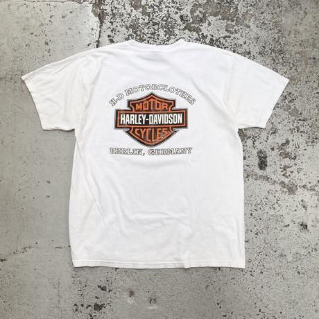 Harley Davidson / Beriln S/S Tee