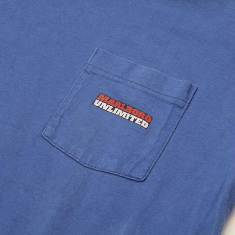Marlboro / 90's Vintage, Wolf Pocket S/S Tee