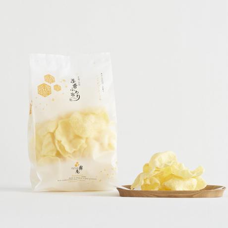 淡雪ふわり いぶりがっこチーズ味 70g