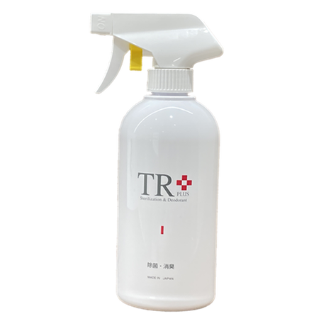 TR+(次亜塩素酸水) 400mLスプレー