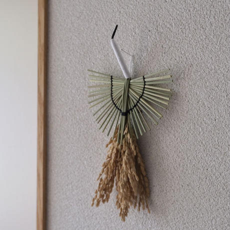 祝鶴  小サイズ  定番の稲穂