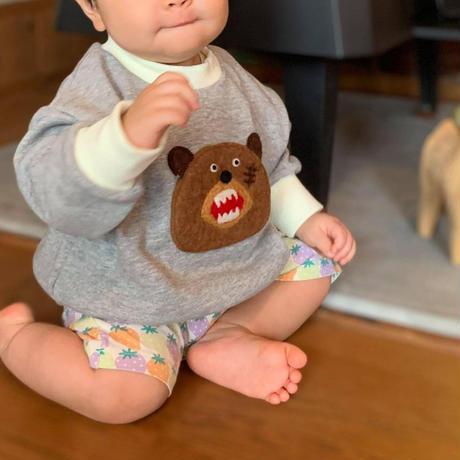 itsumo :  くまトレーナー(kids)