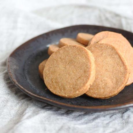 Furan:玄米粉のバタークッキー