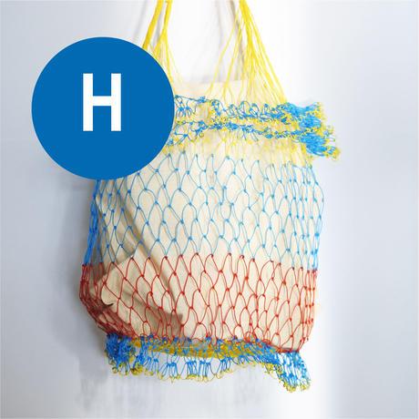 itsumo : タイのチリチリ網バッグ