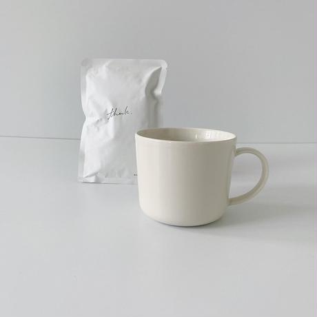 """bocagrande  :  father's day gift  """" white mag and coffee """""""