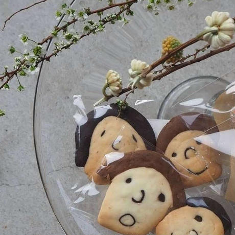 coffee LUTINO ルチノー:顔クッキー&デカフェドリップバッグ5個セット