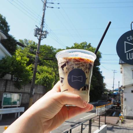 coffee LUTINO ルチノー:コーヒー屋さんがつくるデカフェ・コーヒーゼリー