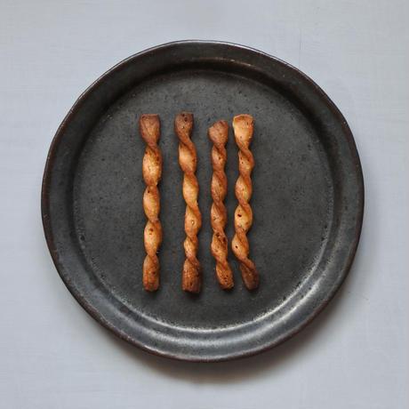 カフェ&レンタルスペース カリカリちゃん: ねじねじ天然酵母クラッカー