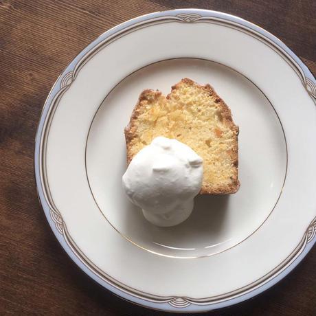 喫茶フリーダ: オレンジパウンドケーキ1本(16×7センチ)