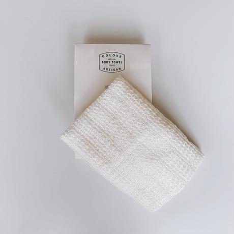 """bocagrande  : mother's day set - bathsalt and wash towel""""bergamot"""""""