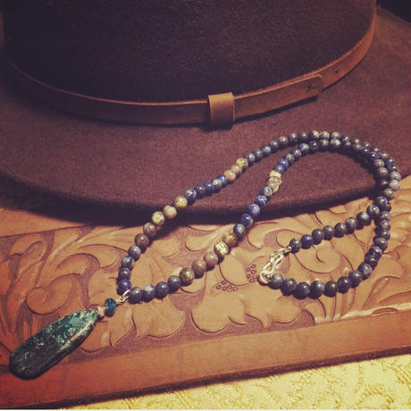 Turquoise top neckles (for men's)