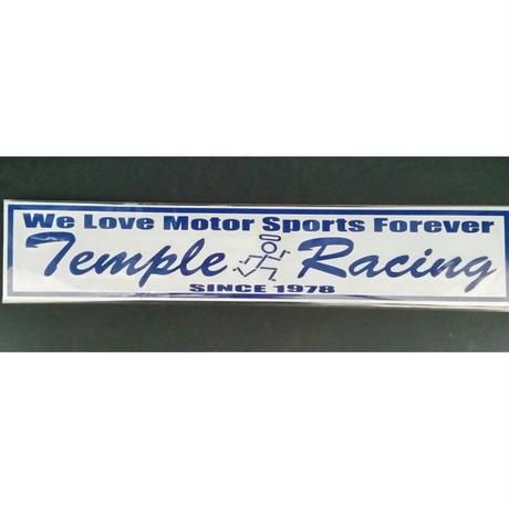 《復刻版》We love TEMPLE cuttingステッカー《反射》