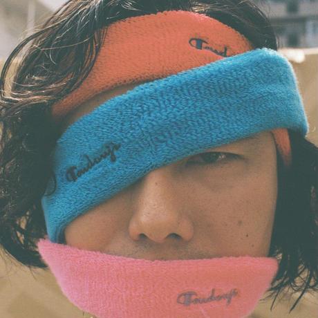 【数量限定】吉田のヘアバンド / レッド