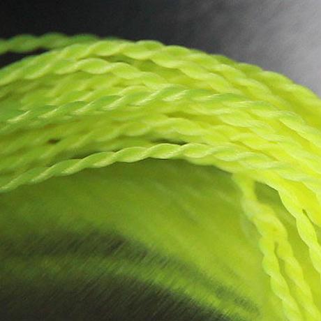 【CHARTREUSE LINE YELLOW】(10.5-13フィート) / (TENKARA014)