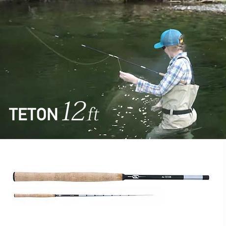 【TETON】(12フィート) / (TENKARA012)