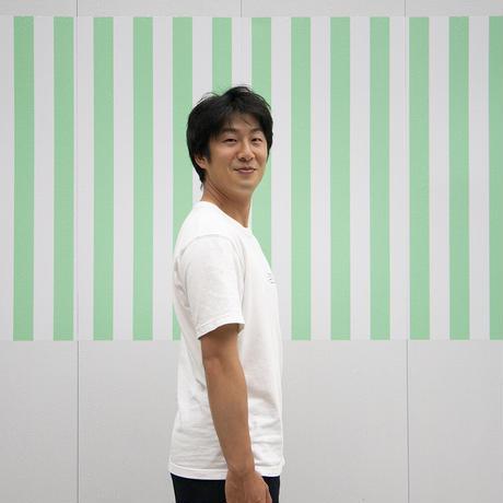 テニスベアオリジナル アプリのタブTシャツ(ホワイト)