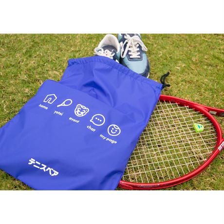 テニスベア オリジナル シューズ・ボールバッグ