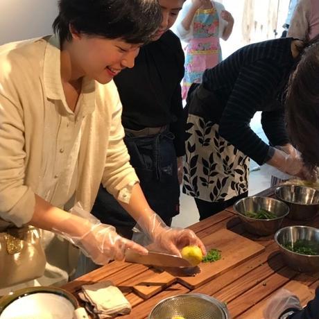 【2月2日(土)12時〜開催】季節の手仕事|糀の自家製調味料