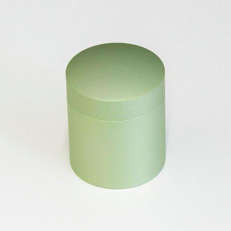 携帯骨壷With アップルグリーン