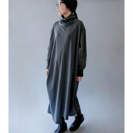 michirico[ミチリコ] / High neck long onepiece (womens)