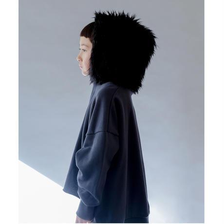 michirico[ミチリコ] / Fur hoodie