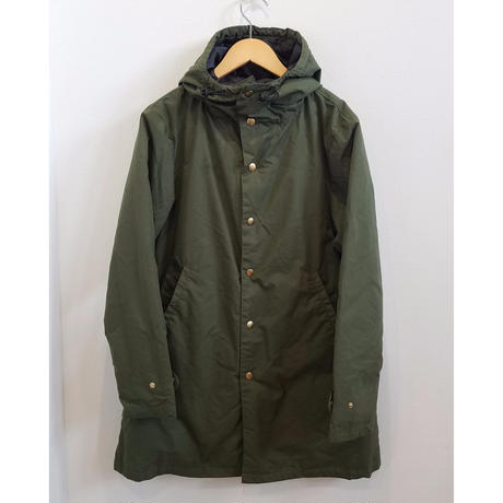 have a good day[ハブアグッドデイ]/hooded down coat
