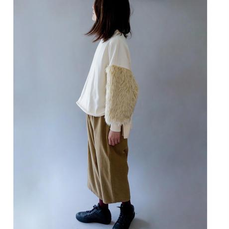 michirico[ミチリコ] / Fur sweats (womens)
