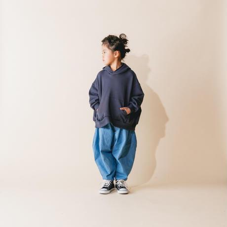 nunuforme [ヌヌフォルム] / ビッグパーカー(kids)
