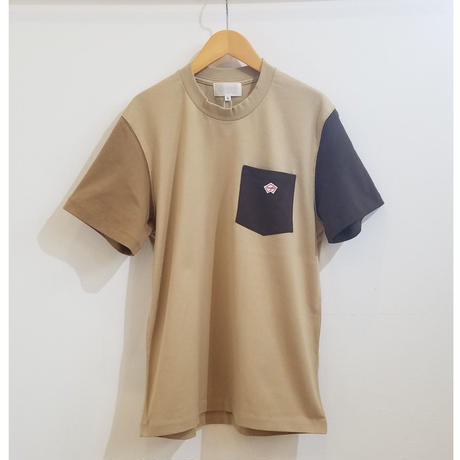 soglia[ソリア] / Stud Pocket T-Shirt (Crazy)