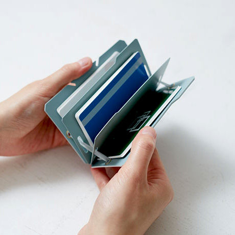 SAND IT / カード(blue grey)