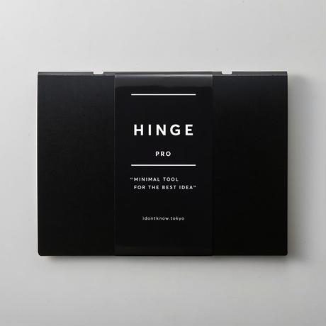 HINGE  PRO(idontknowストアで購入できます)