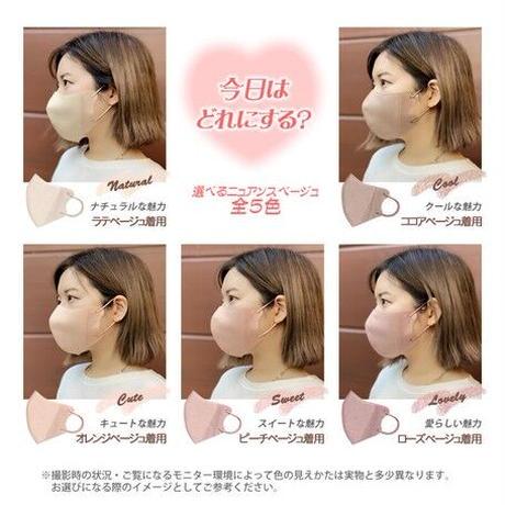 【不織布マスク】使い捨てマスク 立体マスク
