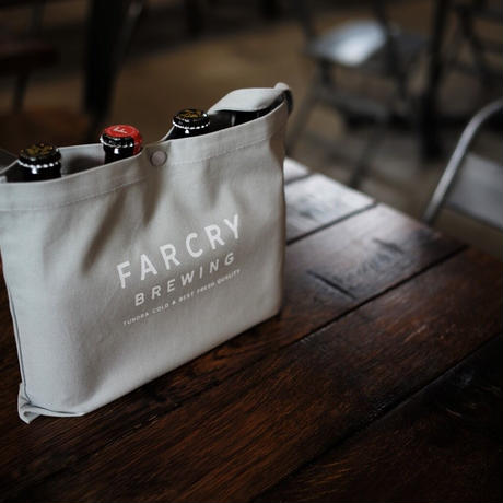 FARCRY BREWING, BEER SACOCHE