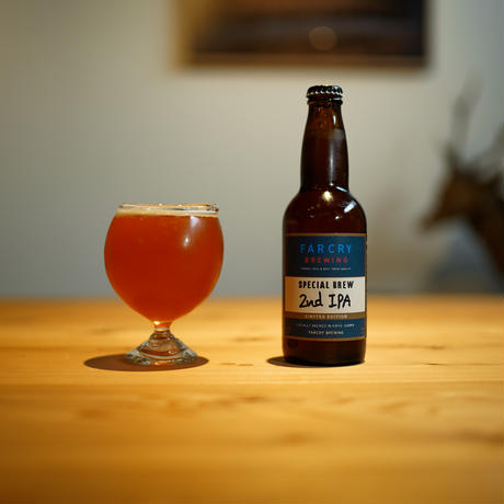 FARCRY BREWING 2nd IPA (6本セット)