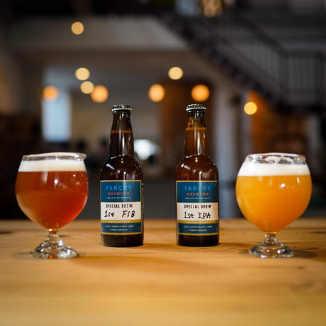 FARCRY BREWING, おまかせ3種類(6本セット)