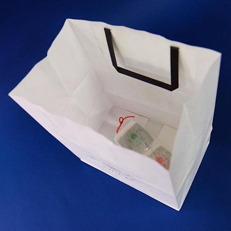 きんつばビスキィ プレーンと抹茶+紙袋【箱無し2個セット】