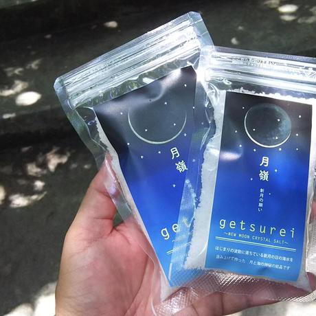 getsurei  / 新月の塩    小50g