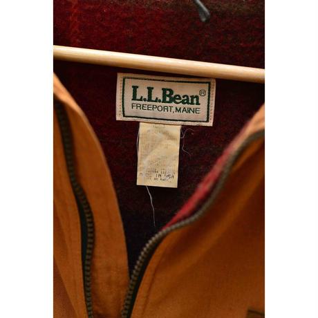 L.L.Bean 80S ブランケットライニングダックジャケット